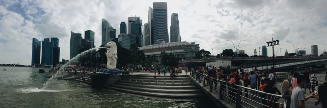 singapore-merlion